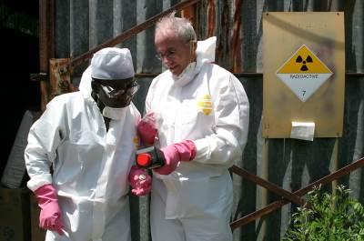 vinča, radioaktivni materijal, radijacija, institut vinča