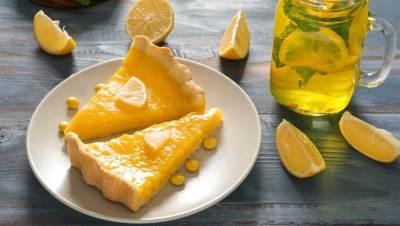 pita s limunom