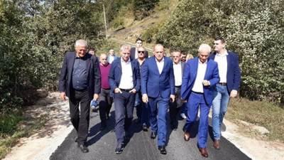 Milutin Simović, Mojkovac