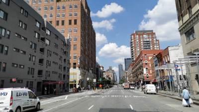 Njujork, ulica