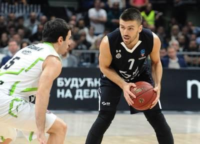 Partizan, Nemanja Gordić