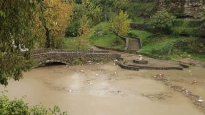 smeće, ribnica, skaline