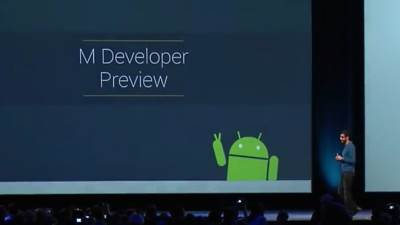 Google Android M, Android M Preview