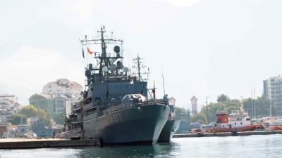 NATO brod