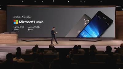 Lumia 950 cena, Lumia 950 XL cena.