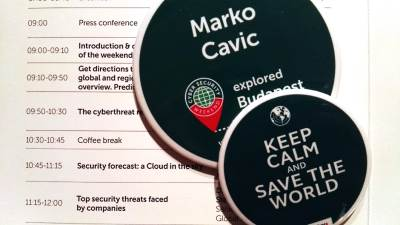 Kaspersky, Kaspersky Lab, #KLCSW, Cyber Security Weekend