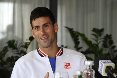 Novak Đoković, Novak Djokovic